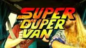 La camionette de Volcanova est vraiment bien - Super Duper Van
