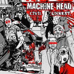 Metal & Black Lives Matter (1) - Machine Head monte en première ligne...