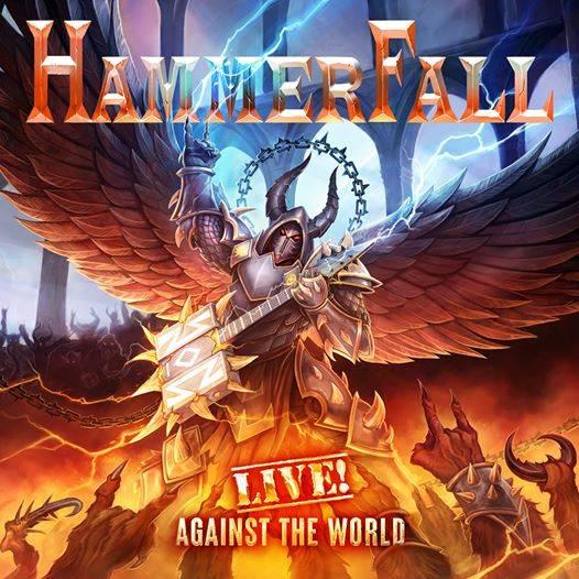 Album live pour Hammerfall (actualité)