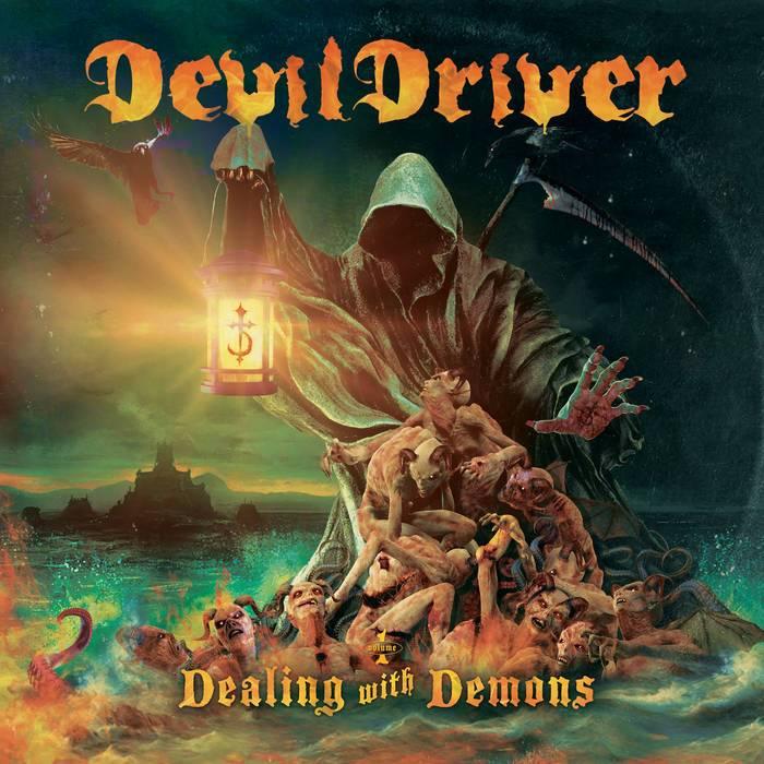 Devildriver entre démons et vipères (actualité)