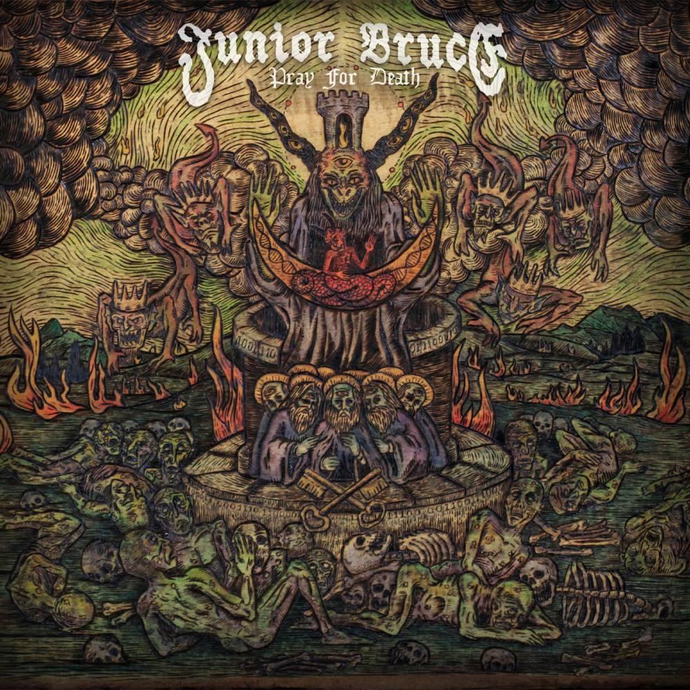 Junior Bruce se réveille ! (actualité)