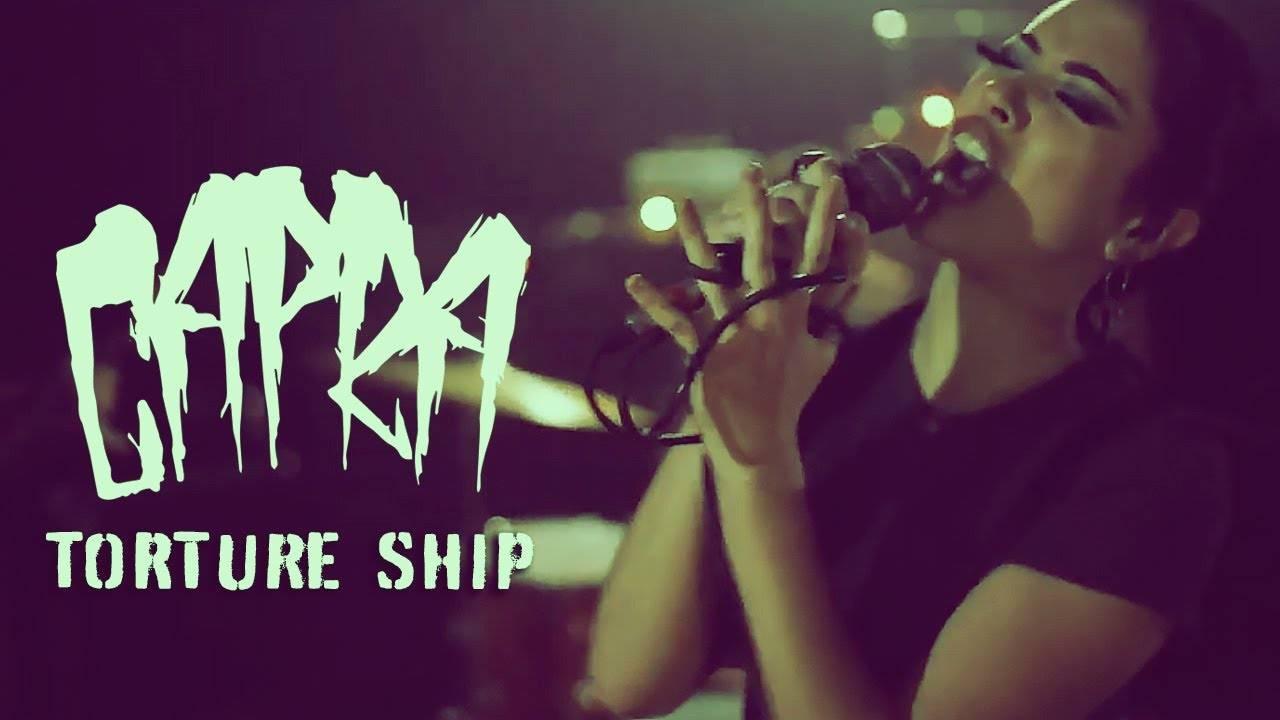 Capra sujet au mal de mer ? - Torture Ship (actualité)