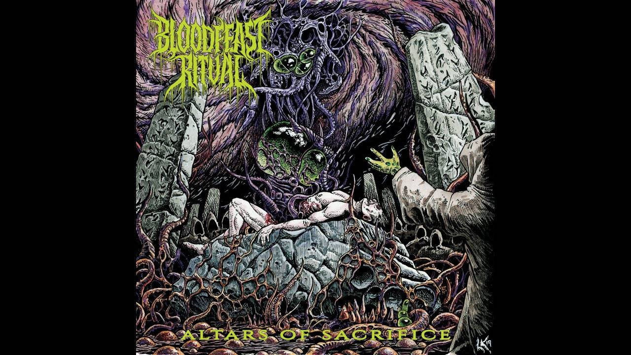 Bloodfeast Ritual se fait taper dessus - Eternally Molested By The One Most Foul (actualité)