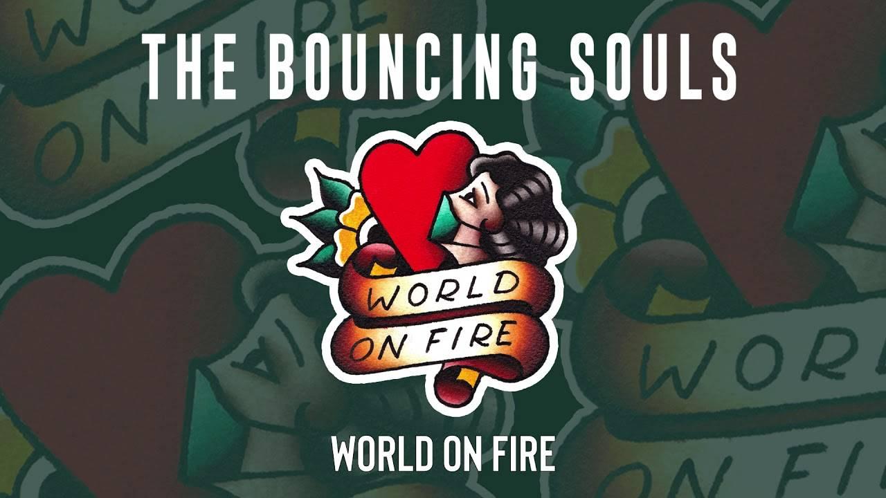 The Bouncing Souls met 2 volumes de lui-même dans un volume d'alcool - Volume 2 (actualité)