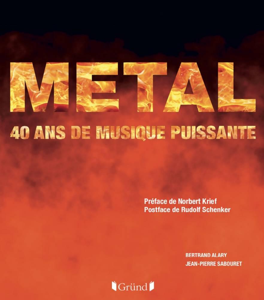 METAL- 40 ans de musique puissante (actualité)