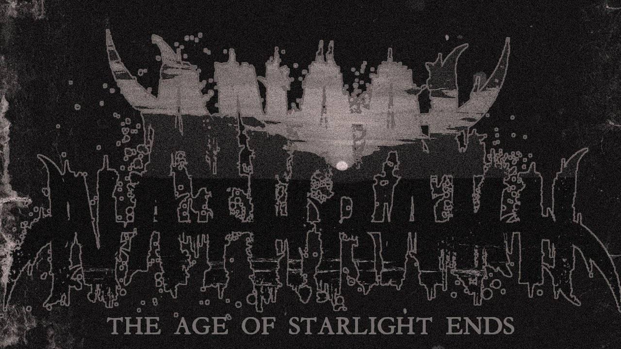 Anaal Nathrakh vous doit plus que la lumière des étoiles - The Age of Starlight Ends (actualité)