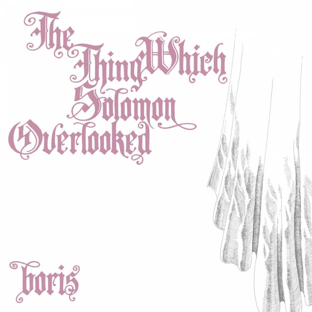 Boris dans les mines du roi Salomon - The thing which Solomon overlooked (actualité)