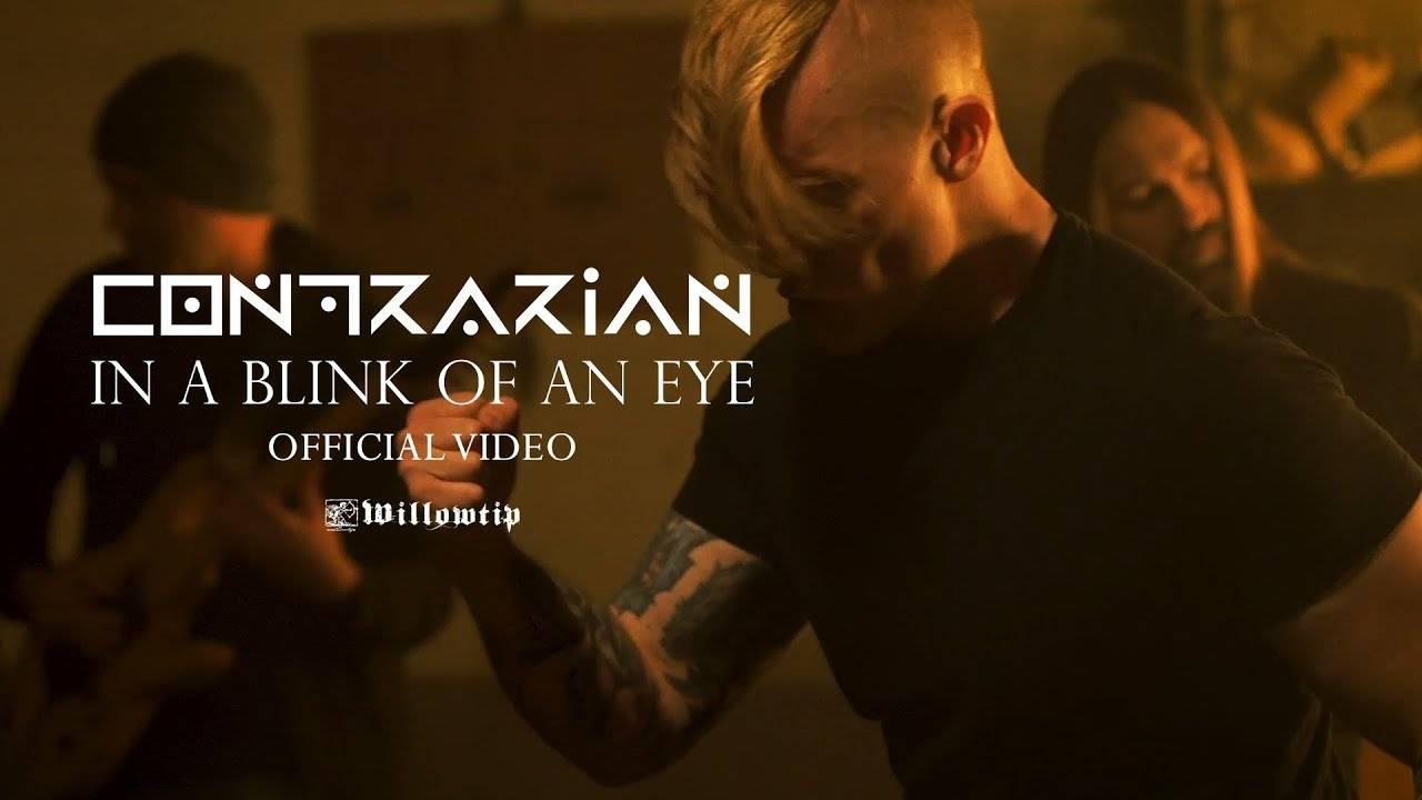 Contrarian fait un clin d'oeil - In a Blink of an Eye (actualité)