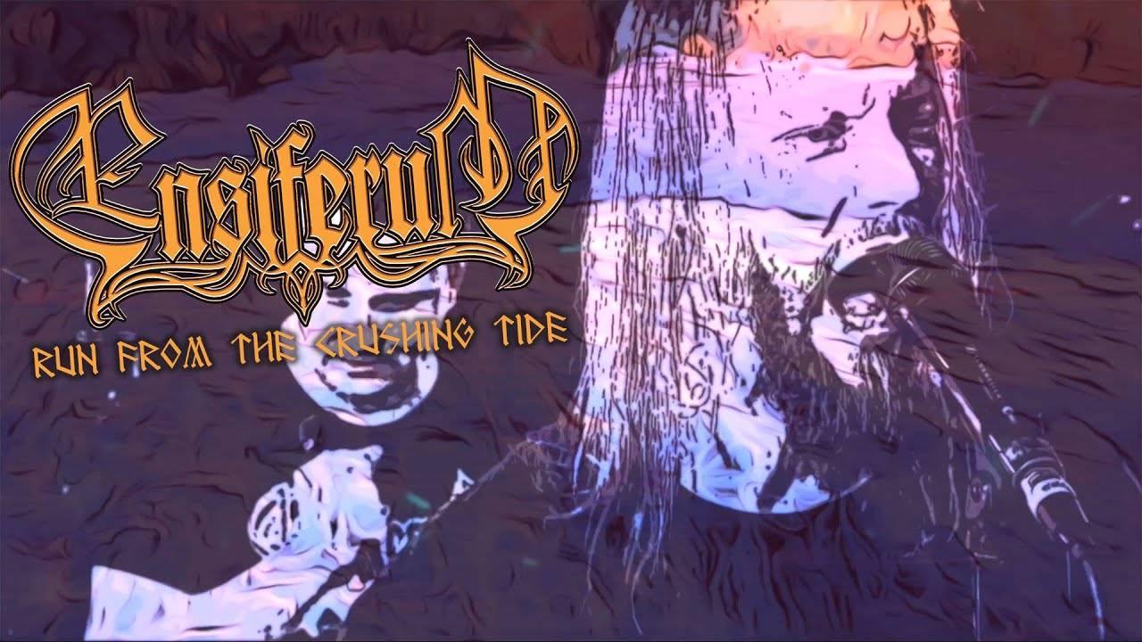Ensiferum prend  la marée - Run from the Crushing Tide  (actualité)