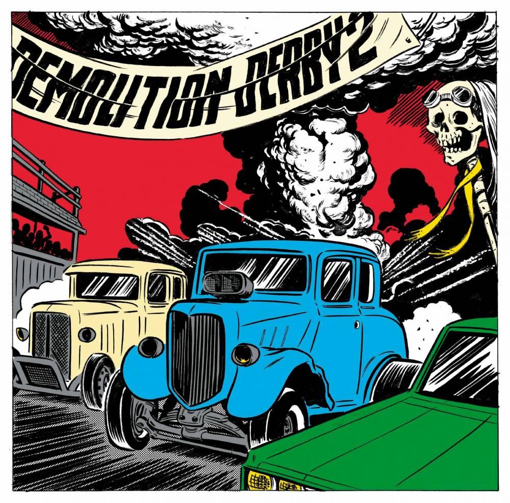 un derby à 6 - Demolition derby vol.2 (actualité)