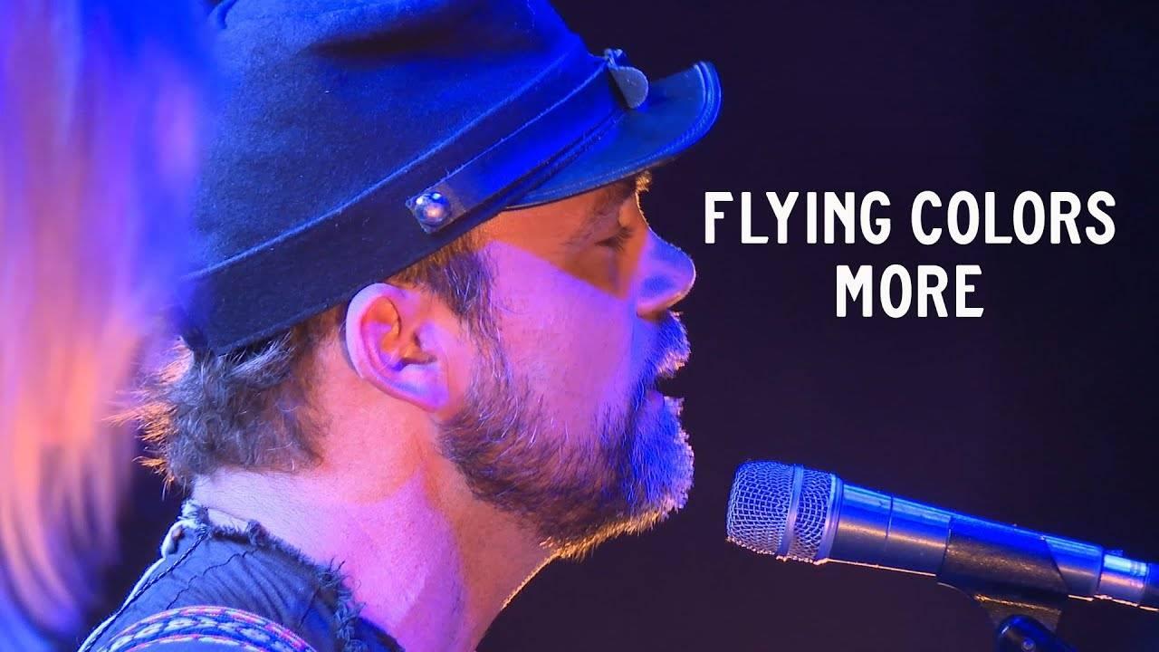 Flying Colors en veut toujours plus - More (actualité)