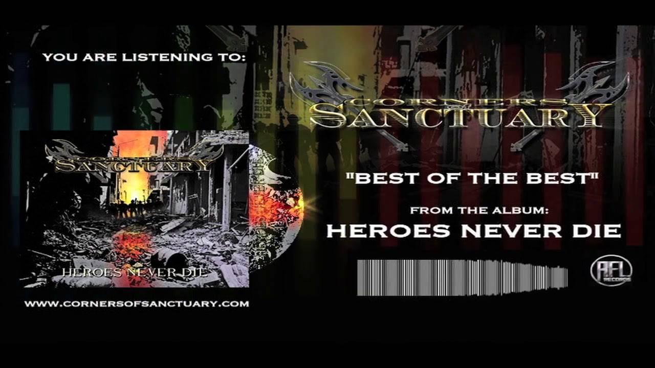 Corners Of Sanctuary promet du très bon - Best Of The Best  (actualité)