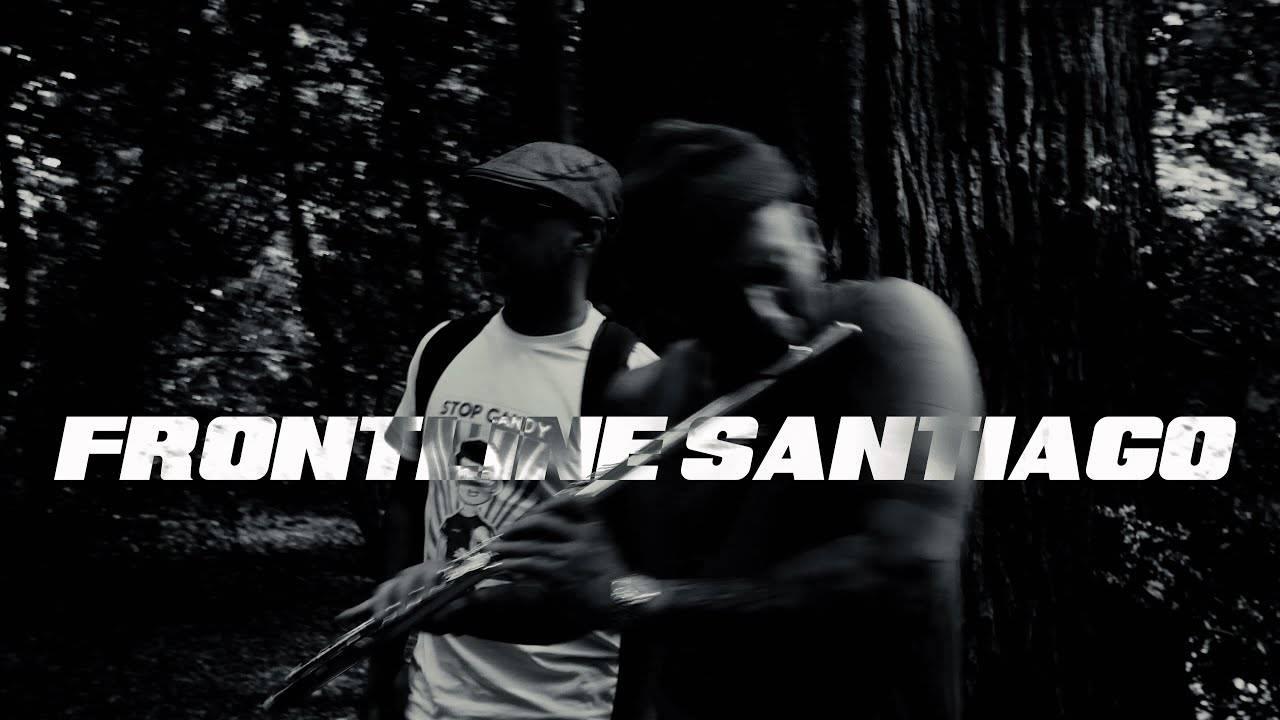 Asian Dub Foundation en première ligne - Frontline Santiago (actualité)