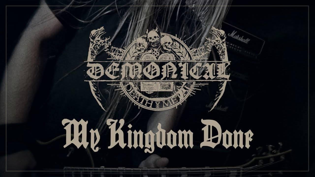 Demonical donne son royaume - My Kingdom Done