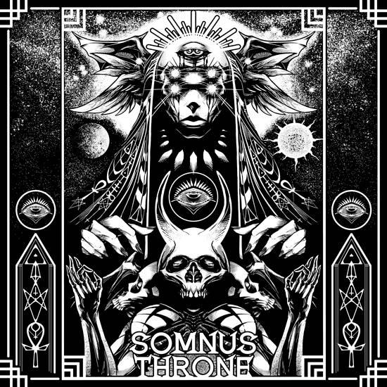 Somnus Throne dort sur son trône - Somnus Throne