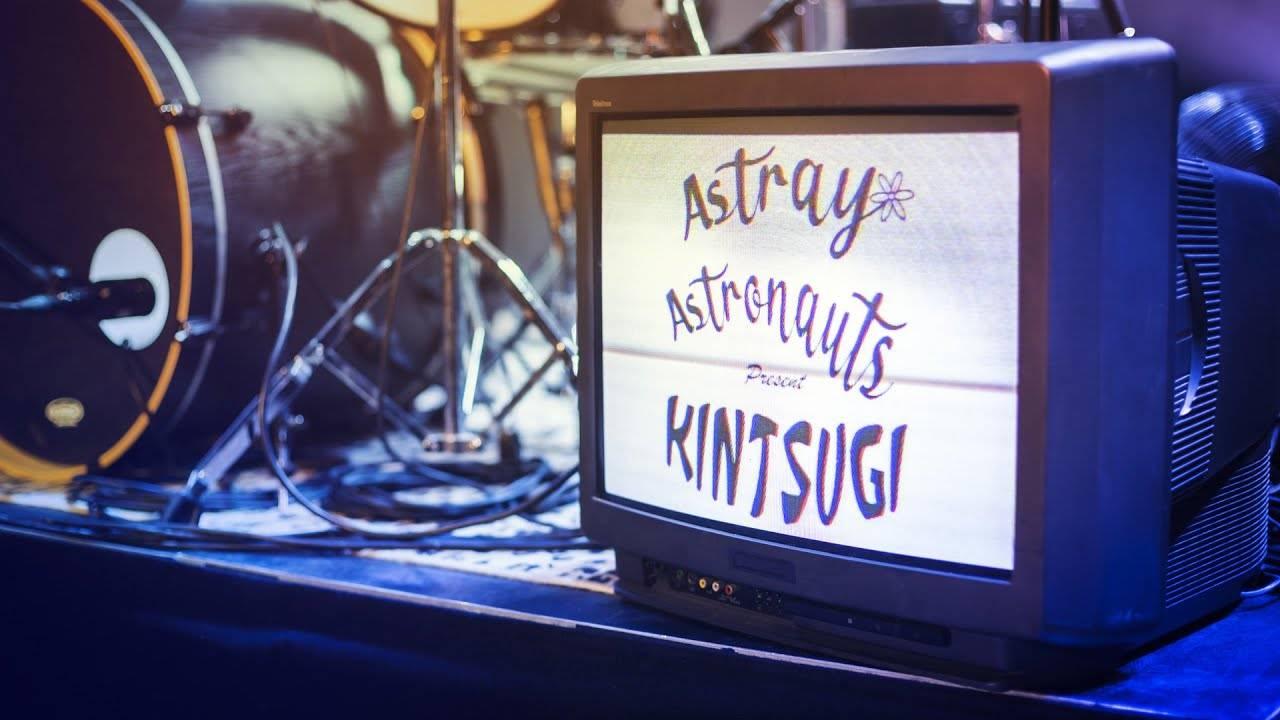 Astray Astronauts au resto japonais - Kintsugi (actualité)