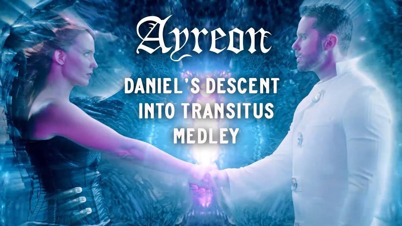 Ayreon fait descendre Daniel – Daniel's Descent into Transitus Medley (actualité)