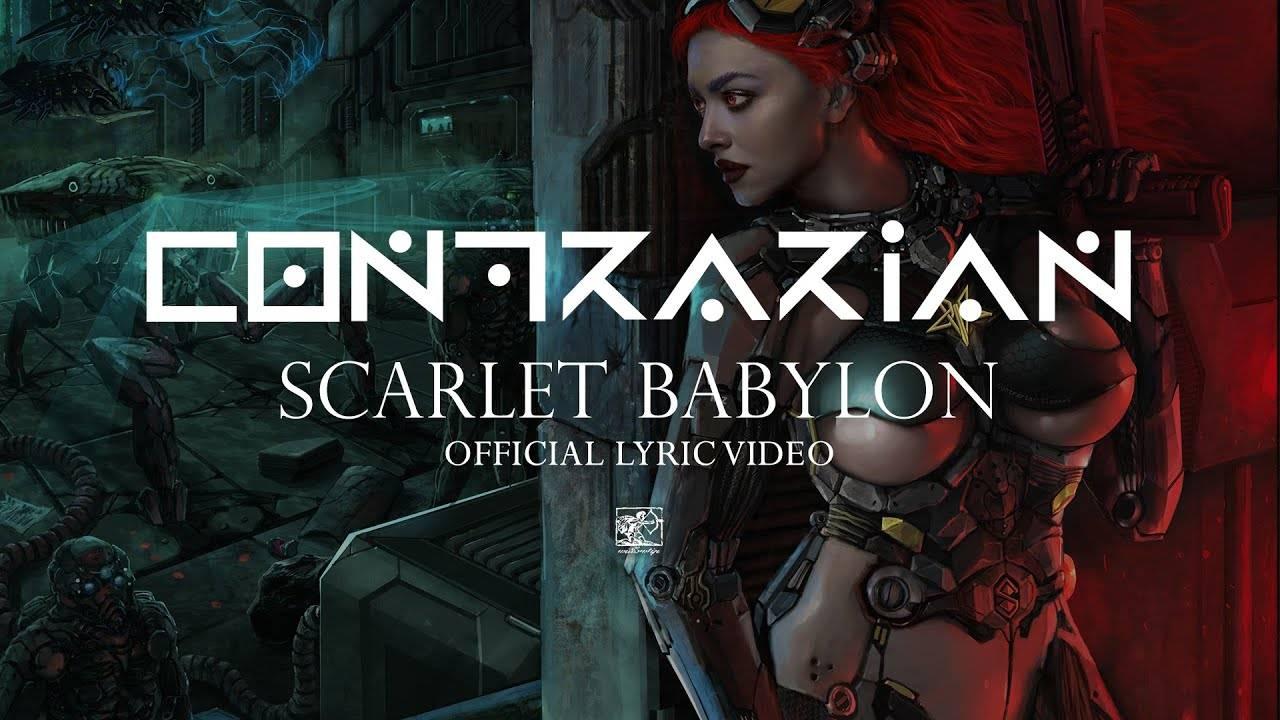 Contrarian voit rouge - Scarlet Babylon (actualité)