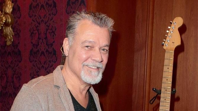 Eddie Van Halen est décédé (actualité)