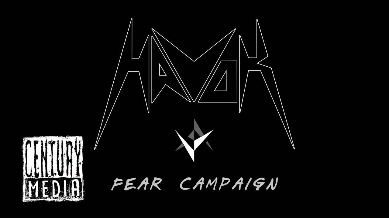 Havok a envie de faire peur - Fear Campaign (actualité)