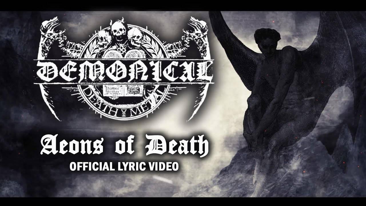 Demonical meurt longtemps - Aeons Of Death (actualité)