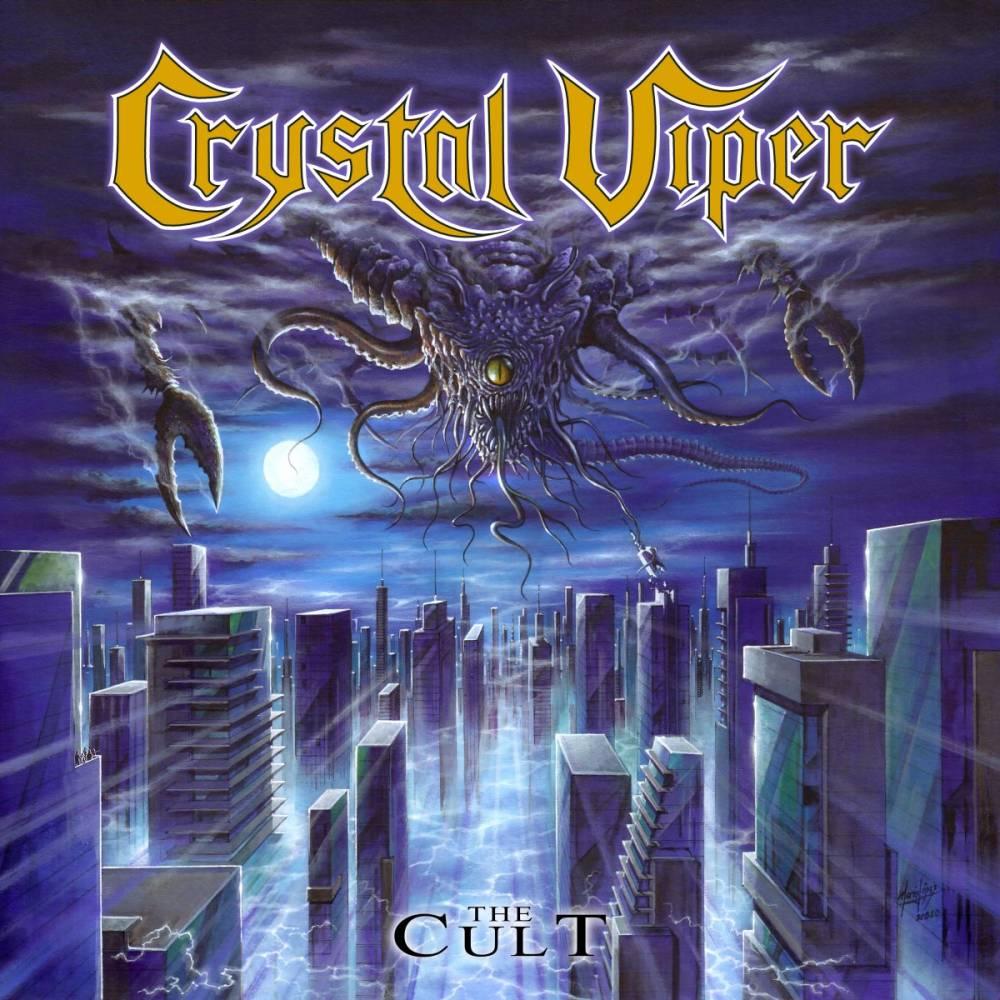 Crystal Viper devient culte - The Cult (actualité)