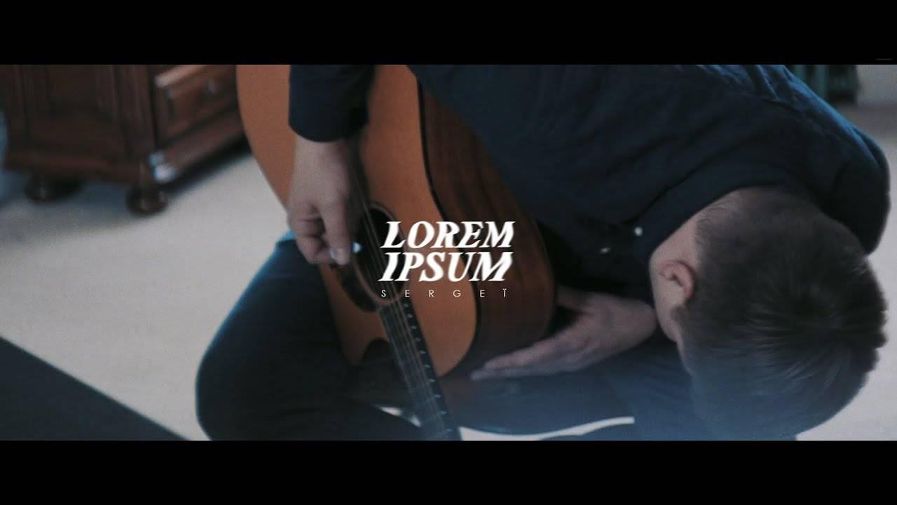 Lorem Ipsum est d'accord avec Sergeï (actualité)