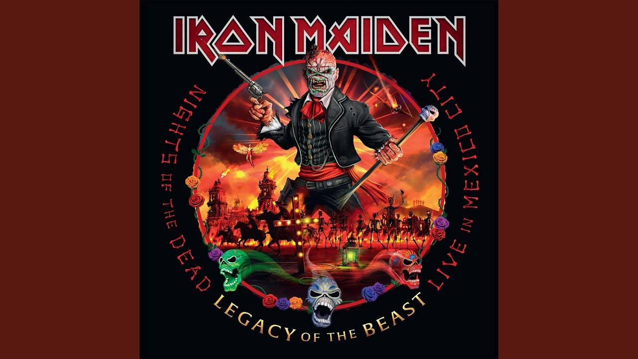 """Iron Maiden croise Mexico - """"Sign Of The Cross"""" (actualité)"""