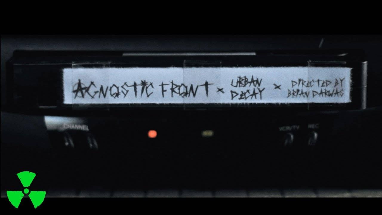 """Agnostic Front ne croit plus en la ville - """"Urban Decay"""" (actualité)"""