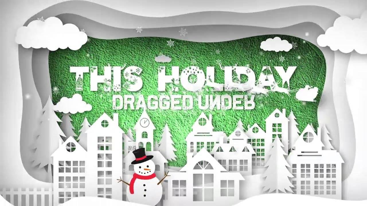 Dragged Under attend les fêtes de fin d'année - This Holiday (actualité)