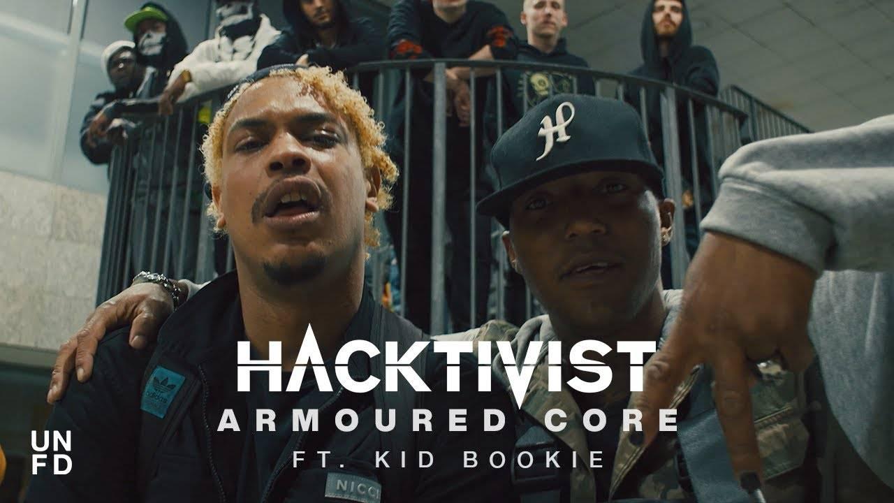Hacktivist enfile son armure- Armoured Core (actualité)