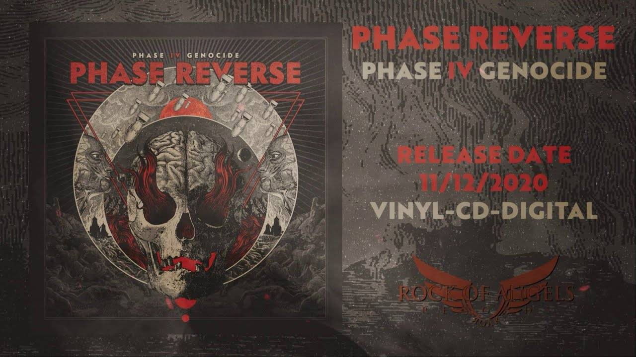 Phase Reverse se martyrise - Martyr Of The Phase (actualité)