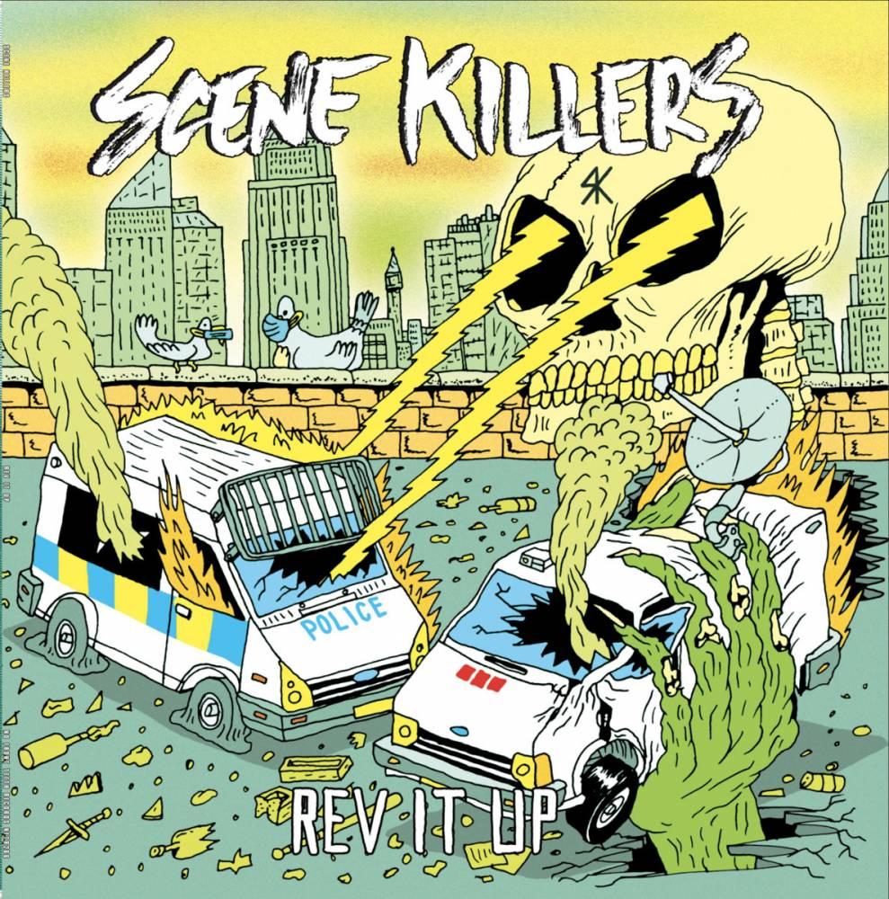 Scene Killers en rêve - Rev It Up  (actualité)