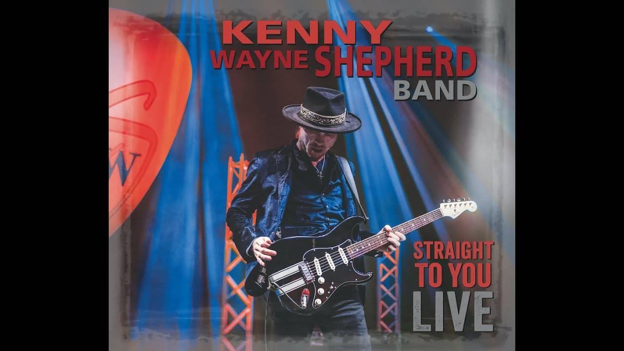 Kenny Wayne Shepherd mélange de couleur - Blue On Black (actualité)