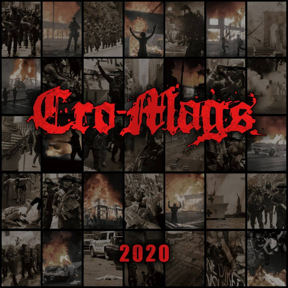 Cro-Mags sous le sapin - 2020