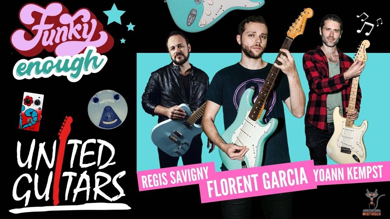 """United Guitars est bien funky - """"Funky Enough"""" (actualité)"""