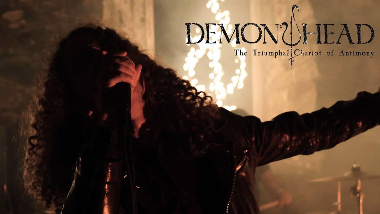 Demon Head fabrique un chariot en antimoine - The Triumphal Chariot of Antimony   (actualité)