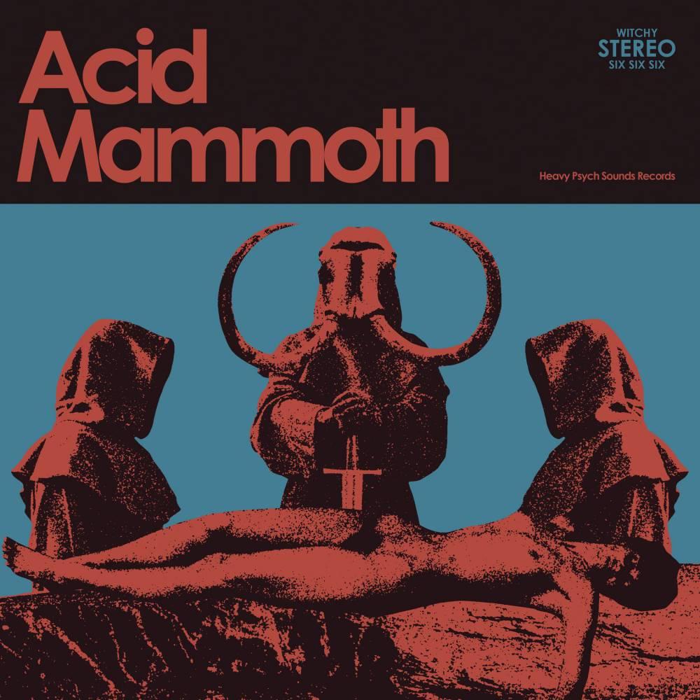 Acid Mammoth retourne à sa préhistoire (actualité)