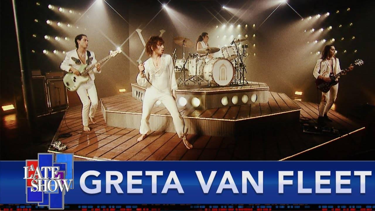 Greta Van Fleet bientôt en route, déjà en live - My Way, Soon (actualité)