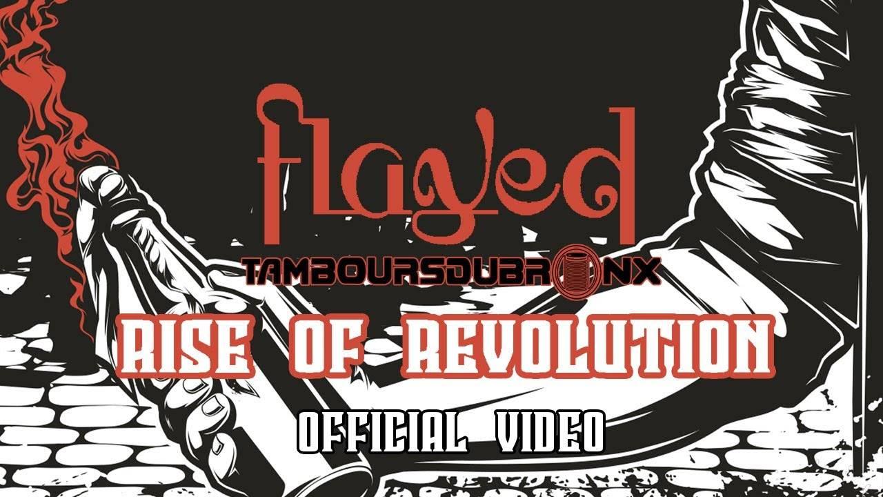 Flayed veut une révolution - Rise Of Revolution (actualité)