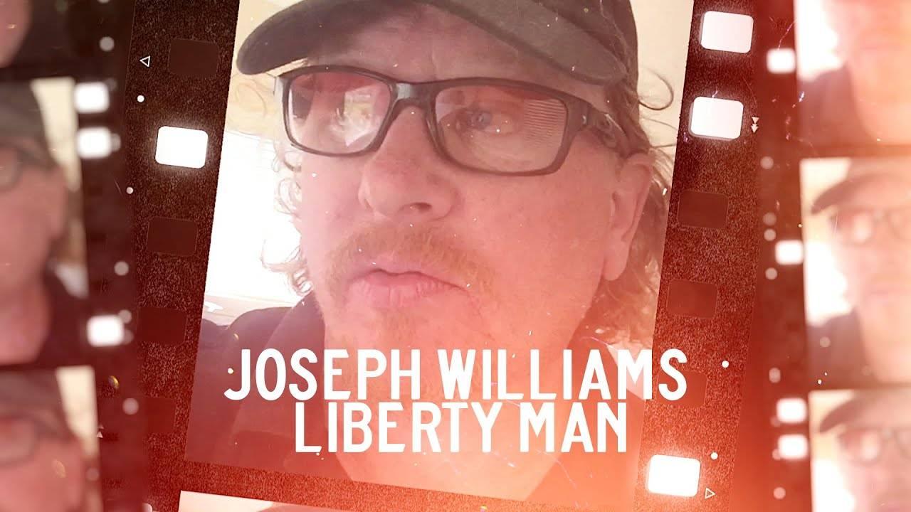 Joseph Williams se sent libre - Liberty Man (actualité)