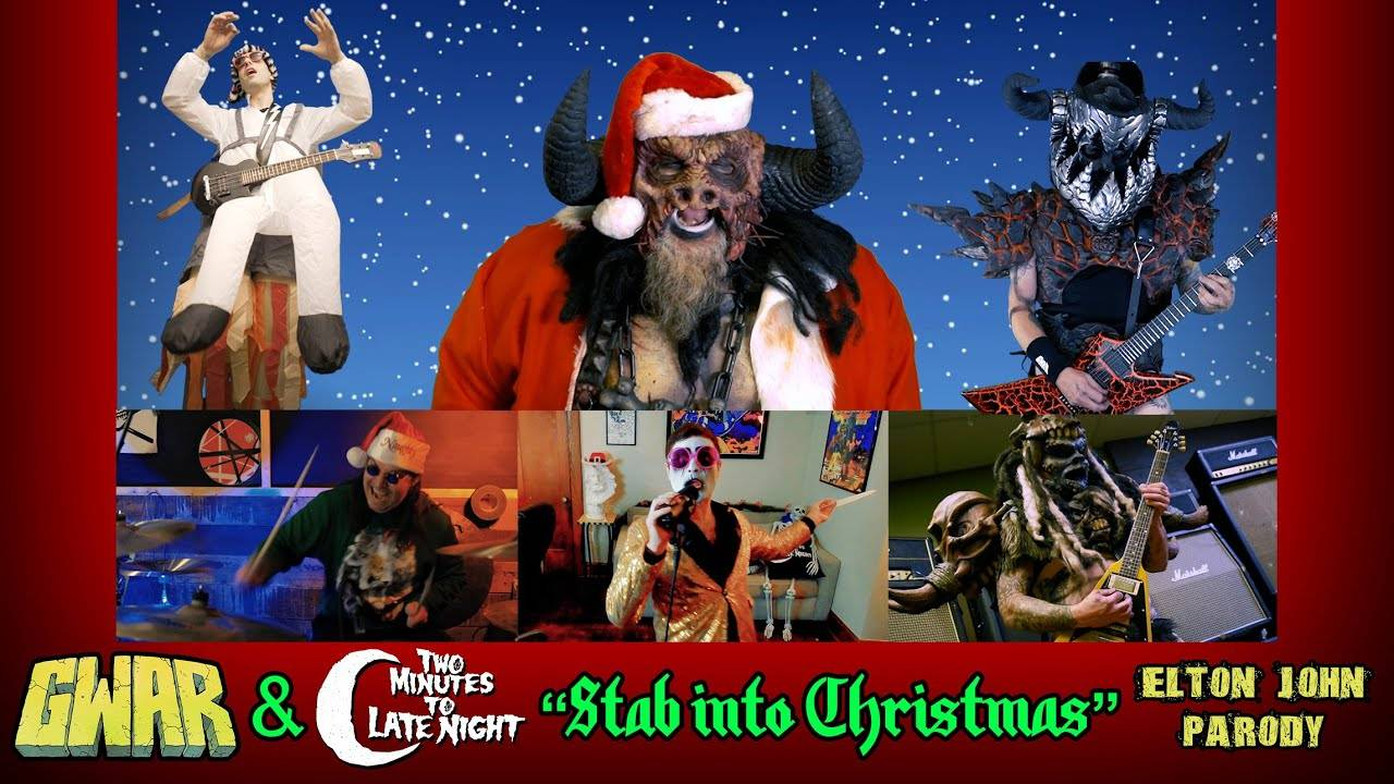 """Two Minutes To Late Night, Two Minutes To Christmas - """"Stab Into Christmas (actualité)"""