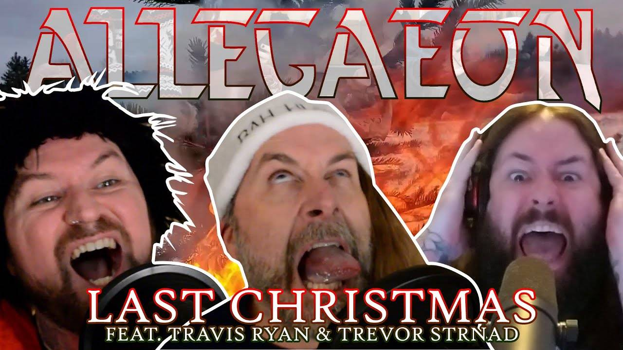 Allegaeon présente sa reprise de Noël - Last Christmas (actualité)