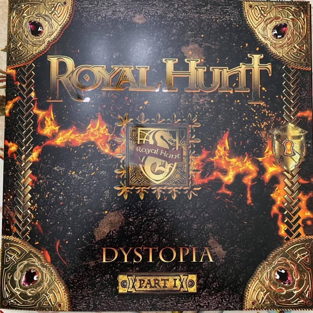 Royal Hunt en vinyle ce n'est plus dystopique - Dystopia part I (actualité)