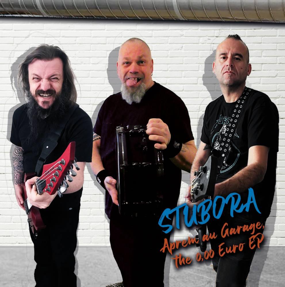 Stubora fait de la mécanique - Aprem au Garage (actualité)
