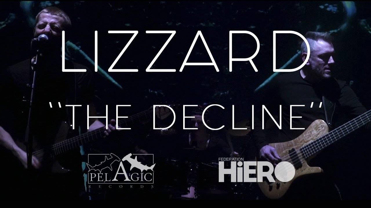 Lizzard refuse l'invitation pour le thé - The Decline (actualité)