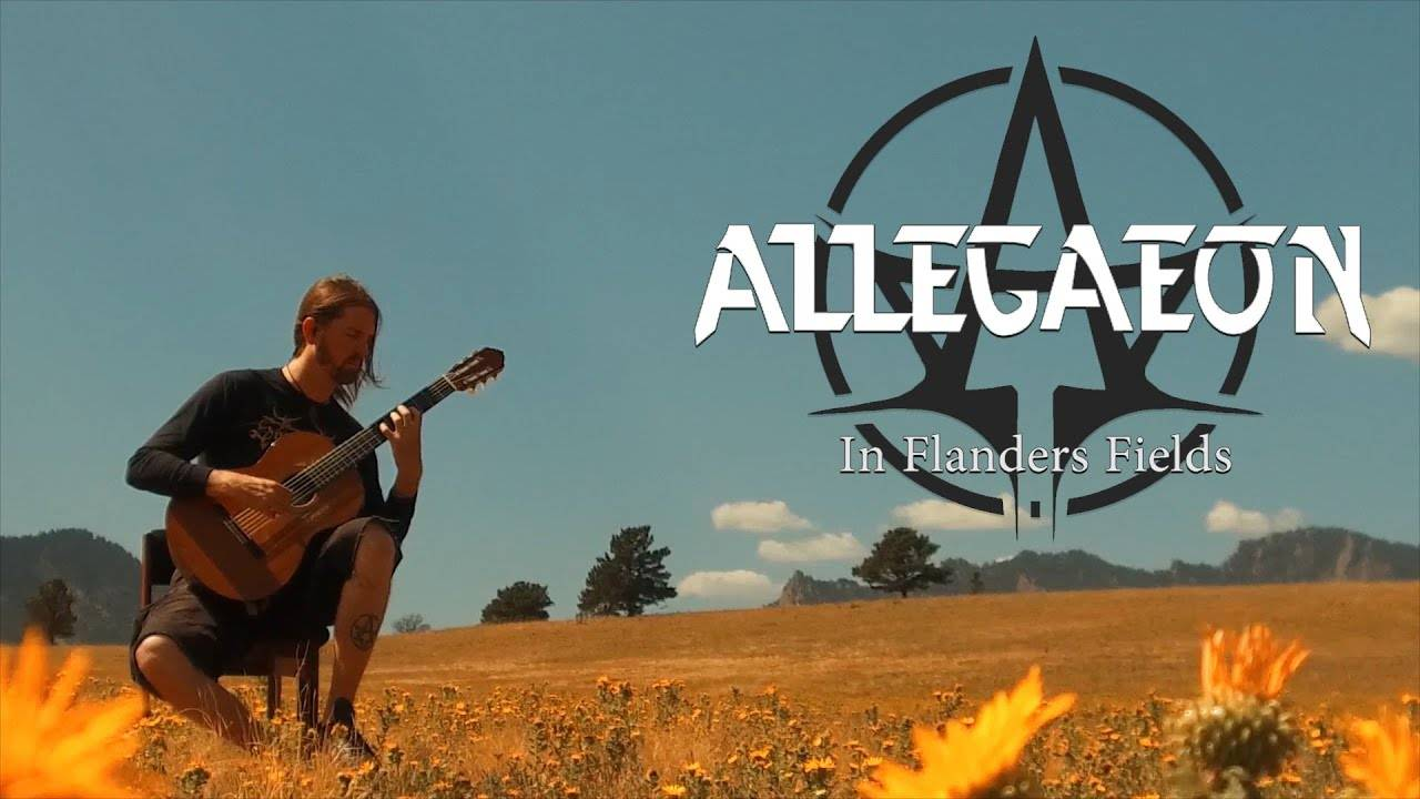 Toh ! Allegaeon rencontre Ned  - In Flanders Fields (actualité)