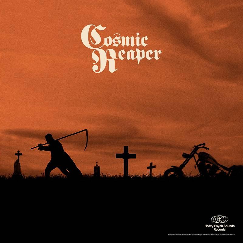 Premier album pour  Cosmic Reaper