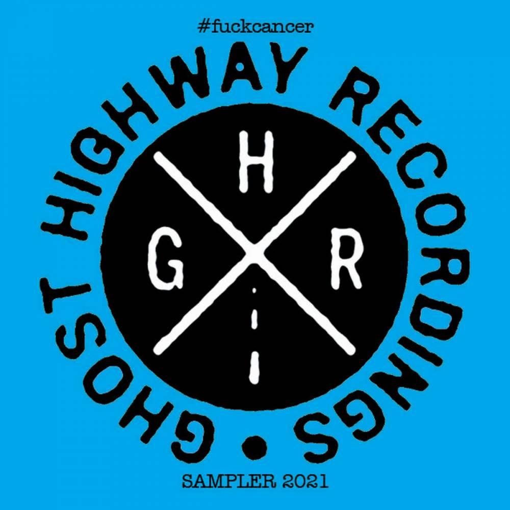 Ghost highway recordings présente son année 2021 en musique - Sampler 2021 (actualité)
