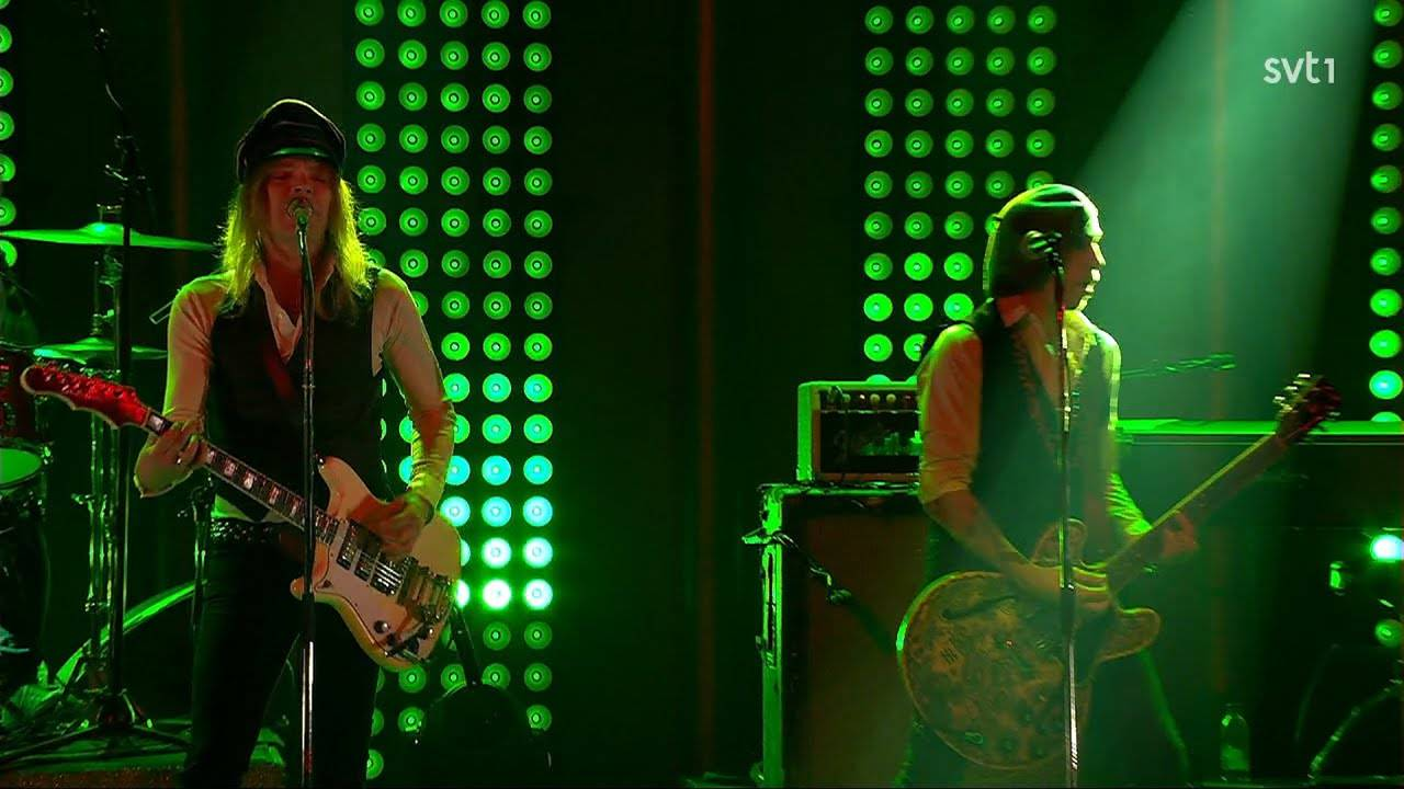 The Hellacopters avec le Father McKenzie - Eleanor Rigby